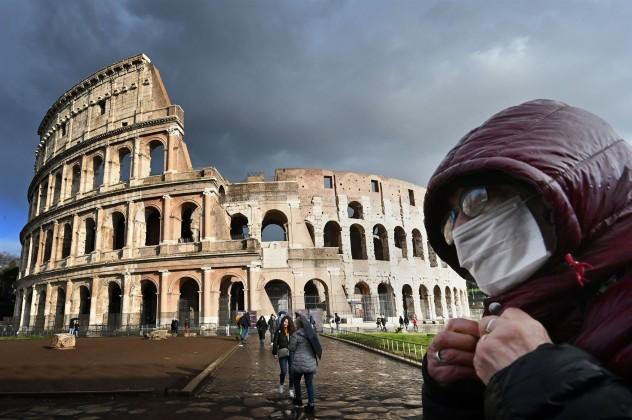 Foto di Alberto Pizzoli, AFP.